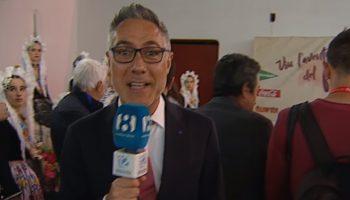 Eleccion de la Bellea del Foc infantil de Alicante 2018