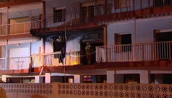 Muere un hombre de 45 años al explotar una bombona de gas en una casa de Santa Pola