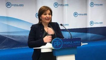 Isabel Bonig reclama a Rajoy una financiación justa, agua y más inversiones para la Comunidad Valenciana en el XIV Congreso del PPCV
